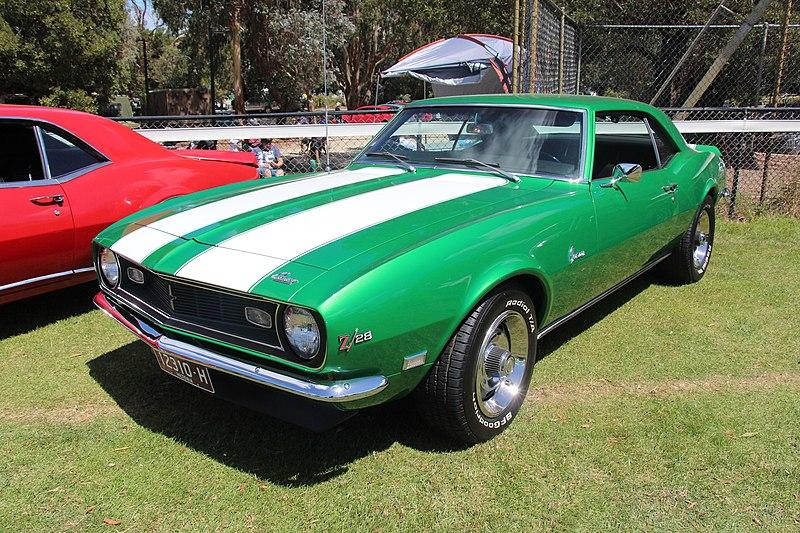 File:1968 Chevrolet Camaro Z28 (24944092601).jpg