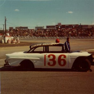 Islip Speedway - Image: 1972Lester Slone 136