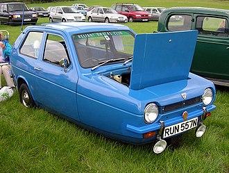 Reliant Motors - 1974 Reliant Robin