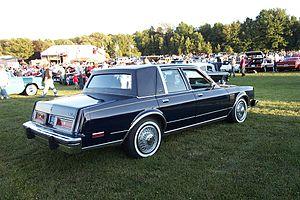 Chrysler Fifth Avenue - 1980 M-body Chrysler LeBaron Fifth Avenue