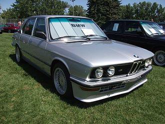 BMW M - Image: 1981BMW M 535i (5969143588)