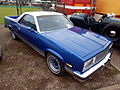 1982 Chevrolet El Camino, Dutch licence registration 5-VFT-94 p2.JPG