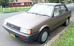 1985–1986 Toyota Corolla (AE82) CS sedan (Australia)