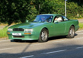 1990 Aston Martin Virage Automatic (9010215084).jpg
