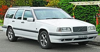 Volvo Cars - 1997 Volvo 850 estate