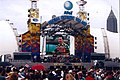 1996 Olympics Global Village featuring Carlos Santana by Don Ramey Logan.jpg