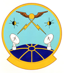 1999 Communications Sq emblem.png