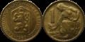 1 koruna CSK (1961-1990).png