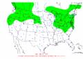 2003-01-15 24-hr Precipitation Map NOAA.png