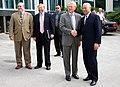 2004-07-31 powell sarajevo ashdown 600.jpg
