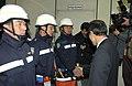 2005년 3월 25일 서울특별시 종로구 종로3가역 서울소방재난본부 지하철 119구조대 발대식 DSC 0059.JPG