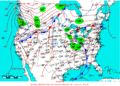 2008-04-19 Surface Weather Map NOAA.png