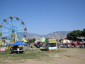 Arvin, California - 2009 Wildflower Festival
