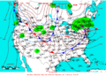 2009-03-09 Surface Weather Map NOAA.png