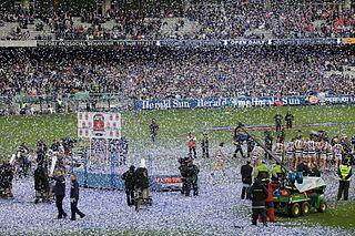 2009 AFL Grand Final grand final of the 2009 Australian Football League season