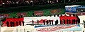 2009 Winter Classic unfurled Canadian Flag.jpg