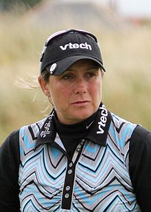 2009 Women's British Open - Karen Stupples (6).jpg