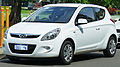 2010-2011 Hyundai i20 (PB) Active 3-door hatchback (2011-11-08) 01.jpg