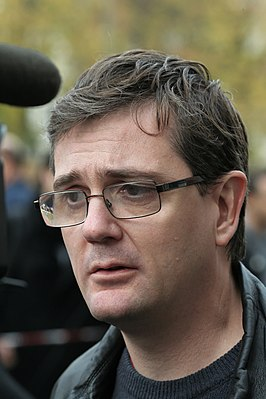 Charb in 2011