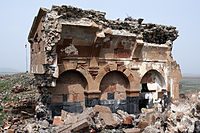 20110419 Ruins in Citadel Ani Turkey 2.jpg