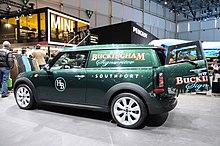 Mini Clubman Wikipédia
