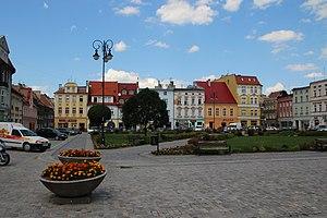 Głuchołazy - Main square