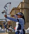 2013 FITA Archery World Cup - Women's individual compound - Final - 30.jpg