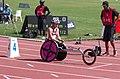 2013 IPC Athletics World Championships - 26072013 - Jade Jones of Great Britain during the Women's 400m - T54 first semifinal.jpg