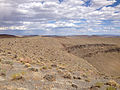2014-07-18 16 27 42 View east-southeast across the Lunar Crater, Nevada.JPG