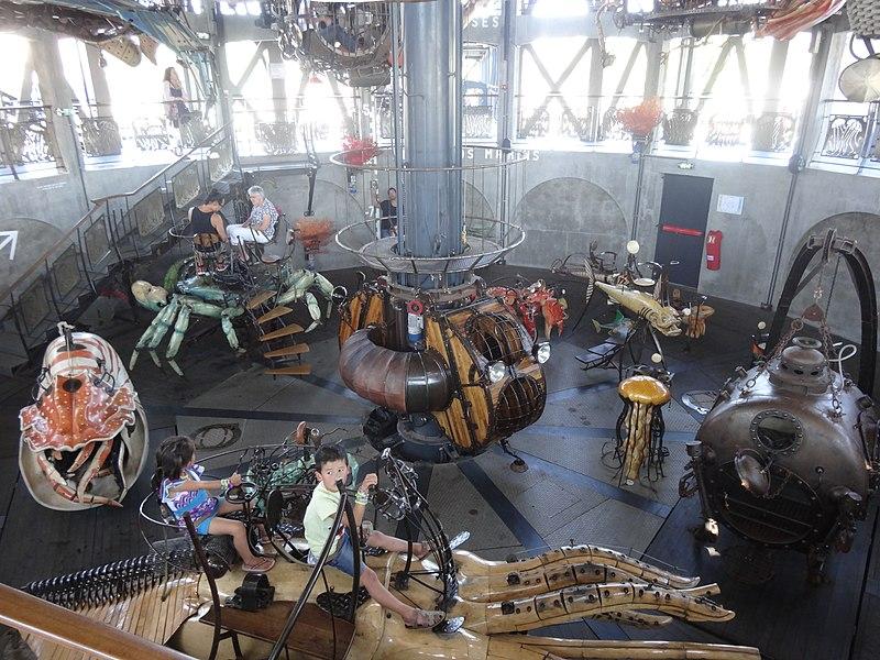 File 2014 carrousel des mondes marins nantes 01 lower - Le carrousel des mondes marins ...