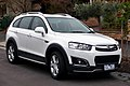 2014 Holden Captiva 7 (CG II MY14) LTZ AWD wagon (2015-07-14) 01.jpg