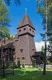2014 Jastrzębie-Zdrój, Kościół św. Barbary i św. Józefa 03.jpg