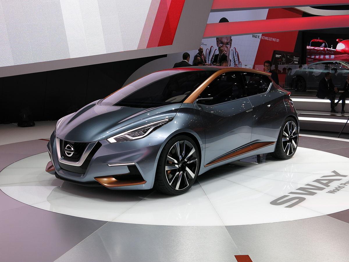 Nissan Sway - Wikipedia