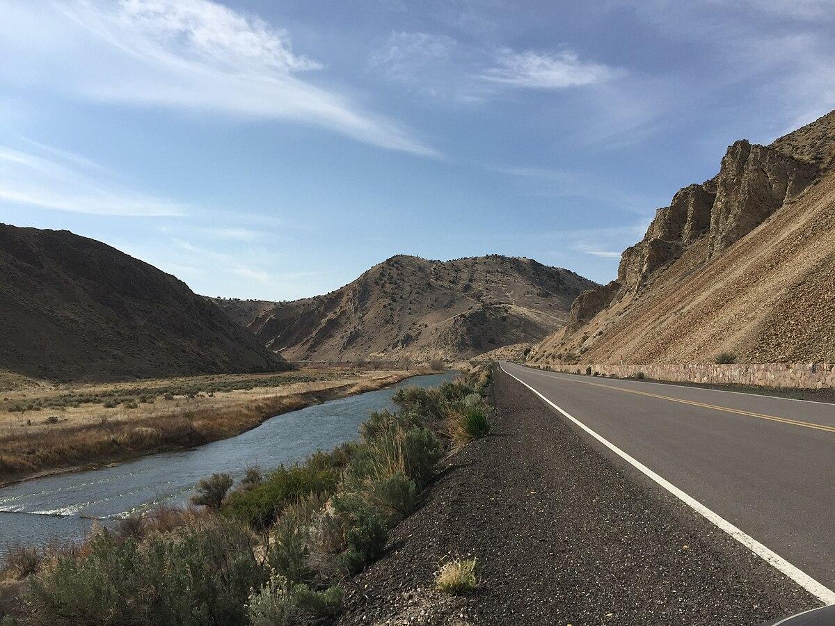 Carlin Canyon Nevada Wikipedia