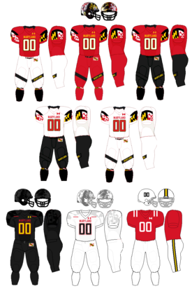 2015 Maryland Terrapins Football Uniforms.png