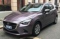 2015 Mazda2 (DJ) Neo hatchback (2018-08-20) 01.jpg