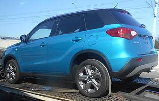 Suzuki Vitara Perth