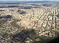 2016-03-18 16 41 57 View of Washington, DC from an airplane departing Ronald Reagan Washington National Airport, with New Hampshire Avenue between L Street and M Street at the center.jpg