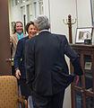 2016-03-22 Senator Amy Klobuchar meets with Merrick Garland 05 (cropped).jpg