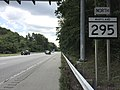 2016-08-12 13 52 03 View north along Maryland State Route 295 (Baltimore-Washington Parkway) just north of Maryland State Route 175 (Jessup Road) in Severn, Anne Arundel County, Maryland.jpg