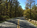 2016-10-24 12 53 42 View south along Shenandoah National Park's Skyline Drive just south of the Rocky Mount Overlook in Rockingham County, Virginia.jpg
