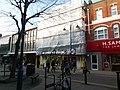 2016 Woolwich, Powis Street shops 02.jpg