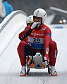 2017-12-02 Luge World Cup Doubles Altenberg by Sandro Halank–009.jpg