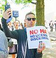 2017.05.03 -LicenseToDiscriminate Protest, Washington, DC USA 4447 (34051766050).jpg