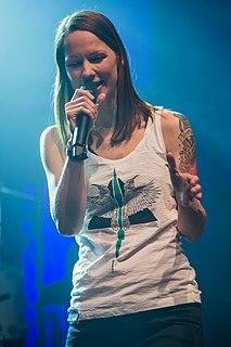 Christina Stürmer Austrian singer