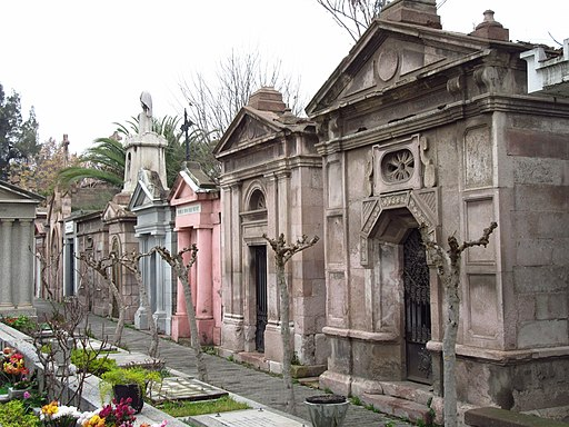 2017 Santiago de Chile - Cementerio General
