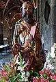 2018 Maastricht Heiligdomsvaart, reliekentoning Onze-Lieve-Vrouwebasiliek, voorbereiding 06.jpg