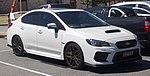 2018 Subaru WRX (VAF MY18) STI sedan (2018-11-29) 01.jpg