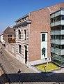 2020 Maastricht, Oeverwal vanaf Hoge Brug (3).jpg