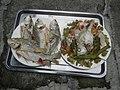 2064Bakoko and Malakapas fishes and houseflies 01.jpg